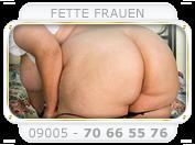 Fette Frau Anal